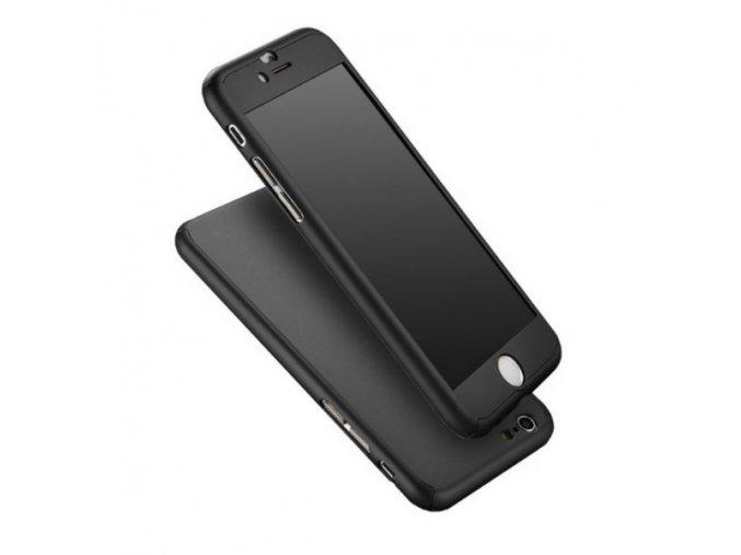 Kryt 360° FULL BODY - iPhone 7 Plus - Black