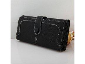 Dámská peněženka VIOLA - černá
